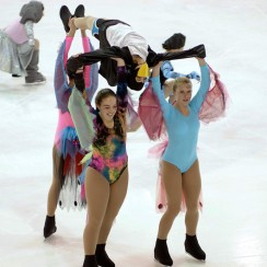 2013 National Theatre on Ice: Novice Team