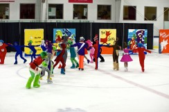 2012 National Theatre on Ice: Novice Team