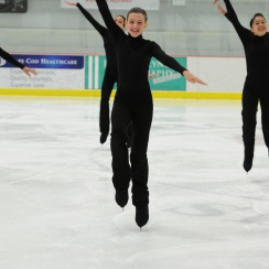 2015 National Theatre on Ice: Novice Team