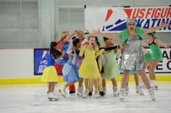 2015 National Theatre on Ice: Prelim Team
