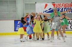 2015 National Theatre on Ice: Prelim Team