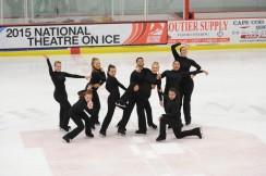 2015 National Theatre on Ice: Senior Team
