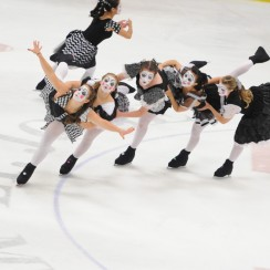 2015 National Theatre on Ice: Senior Team
