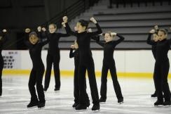 2016 National Theatre on Ice: Prelim Team