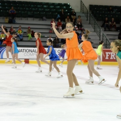 2016 National Theatre on Ice: Prelim Team