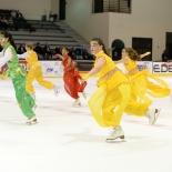 2016 National Theatre on Ice: Novice Team
