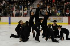 2014 National Theatre on Ice: Prelim Team