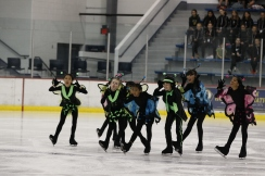 2014 National Theatre on Ice: Prelim Team