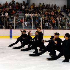 2014 National Theatre on Ice: Senior Team